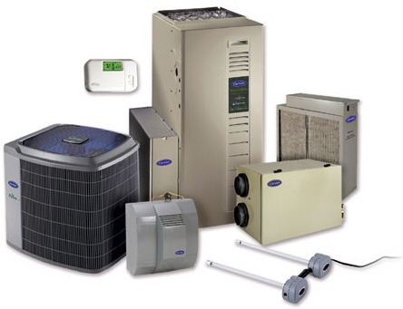 home heating & hvac equipment